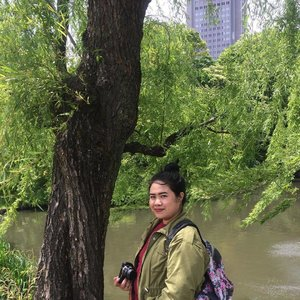 Bahkan pohon pun instagenic! 🌳 . . . #leisure #travel #garden #park #shinjukugyoen #shinjuku #wyntraveldiary #wheninTokyo #clozetteID #ootd