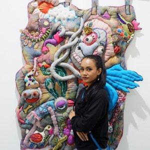 "Sweater by Berrybenka Label • • • EXTRA 15% OFF tanpa minimum dengan masukkan kode voucher ""btarixbb15""  saat check out di @berrybenka dan @hijabenka • • • #berrybenka #bproject2017 #berrybenkalook #hijabenka #bprojectxbblabel #bprojectxberrybenka"