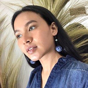 earrings @alurnadi 💗💗 #SekotakCinta #BersamaLokal @folkaland #clozetteid