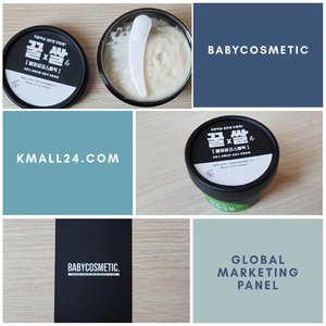 KMALL24.COM Global Marketing Panel  Review: Baby Cosmetic Honey & Rice Pack Soap Type: Mask and Cleansing  Ingredients : Coconut oil, Rice bran oil, honey powder, rice powder, milkpowder, glycerin, stearicacid, hohoba oil, citricacid, lauricacid, palmiticacid, sorbitol, sodiumhiroxide, titaniumdioxide, water, cocamidopropylbetaine, teatree oil, tocopheryl acetate, sodiumchloride, gelatin, sodium hydrogen, carbonate, cetearyl olivate, sorbitan olivate, beeswax  Packaging 4,5 of 5 I love the mostly black color which makes the cream look cleaner and brighter. It comes with a plastic protector and spatula, so it is fullfilling my personal hygiene.  The scent 4 of 5 There is almost no scent for me which is better than strong scent that I cant handle. The only scent that I can recognize is rice scent. Even it is soft scent. I cant find any hint as sweet as honey here.  The texture: 4 of 5 It has creamy texture and quite thick. You cant leave it dry because the texture is going to stay still, just leave it 15 minutes then wash. It is quite comfortable to touch it because no soft crystal such as scrub inside.  The result: 4 of 5 I only tried on my upper hands and fingers. I found my skin softer and moist (mine is used to be super dry). Although I havent tried it on my face, I guess there is no side effect on my sensitive skin.  Where to buy? @kmall24_official #GMP #Kmall24 #beautyreview #skincare #ClozetteId