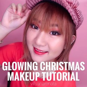 Christmas is coming , so here's the makeup tutorial for you 🥰💖Deets :@beccacosmetics Backlight Priming Filter@shuuemura Unlimited Foundation@essence_cosmetics Hey Cheeks Palette@lipice_id Lip Matte@amaranthineindonesia Quart Eyeshadow@maybelline Fashion Brow@maybelline Hyper Sharp Eyeliner@sigmabeauty Brushes#beautybyvilly.#glowingmakeup #glammakeup #holidaymakeup #partymakeup #westernmakeup #beautybloggerindonesia #undiscovered_muas #amazingmakeupart #christmasmakeup #boldmakeup #redmakeup #indobeautygram #indobeautysquad #jakartabeautyblogger #cchannelbeautyid #clozetteid #undiscovered_muas #100daysofmakeup #tampilcantik #ragamkecantikan #makeuptutorial #tutorialmakeup #makeupvideo #videomakeup
