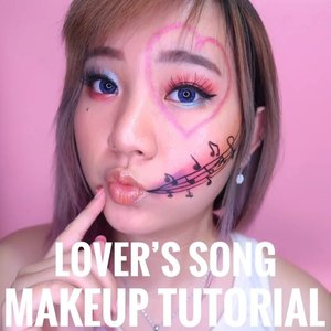 Lover's Song 💞🎶Inspired by @taylorswift's Lovers Album & @abbyroberts 's look 🥰.Deets :@covermark_id Jusme Foundation@covermark_id Jusme Loose Powder@catrice.cosmetics Brow Colorist@juviasplace Zulu Palette@focallurebeauty Luxury Palette@maybelline Hyper Sharp Liner@artisanpro Lashes@essence_cosmetics Hey Cheeks Palette@colourpopcosmetics Ultra Glossy Lip - Charming#beautybyvilly.#beautybloggerindonesia #indobeautyblogger #beautybloggerid #indobeautyvlogger #indobeautygram #bloggirlsid #bloggermafia #ibv_sfx #amazingmakeupart #cchanelbeautyid #facepaintingindonesia #facepaintingindo #crazymakeups #undiscovered_muas #ragamkecantikan #sfxmakeup #jakartabeautyblogger #artsymakeup #rainbowmakeup #artmakeup #taylorswift #taylorswiftlover #colorfulmakeup #clozetteid #tampilcantik #taylorswiftmakeup #makeuptutorial #tutorialmakeup #makeupvideo