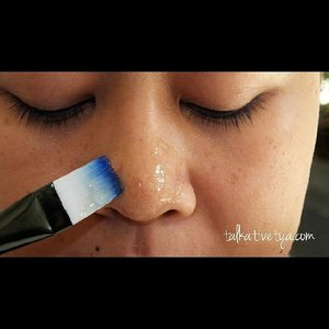 It's weekend, ladies! What's better than pampering yourself with this DIY nose pore pack. It's chemical-free, cheap, and easy-to-use! Check the recipe on my blog at http://bit.do/DIYNosePorePack  #nose #blackheads #whiteheads #komedo #nosepack #DIY #DoItYourself #BeautyRecipe #DIYBeauty #beautytips #ibbloggers #ClozetteID #clozettedaily #clozette #instatips #IndonesianBeautyBlogger #BeautyBlogger #beautybloggerindonesia #bbloggers #BBloggersID #talkativetya