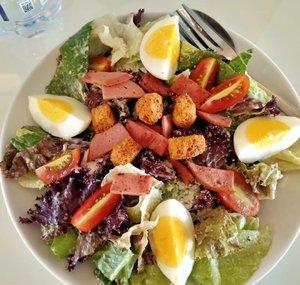 Gara-gara dibehel, makan salad bisa jadi sejam! 😤#clozetteid