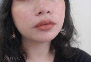 Current fave : @brunbrun_paris lip cheek eye color in dazzled • creamy • pigmented • smells so good • super cheap  Nothing to hate about this 💋  #clozetteid #lipswatch #brunbrunparis #bloggerperempuan #bloggerindo #indobeautygram #heytarralip #heytarrablog