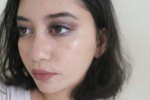 Make Over Smokey Palette on m'eyes #clozetteid #heytarra #eyecentric #indobeautygram #hudabeauty #makeupjunkie #indobeautyblogger #frecklesmakeup #100daysofmakeup #makeuptutorial #underratedmuas #makeupartist #brian_champagne #makeuplook #liveglam #fauxfreckles #flawlesssdolls #hudabeautyrosegoldpalette #ivgbeauty @femalebloggersid @indobeautygram