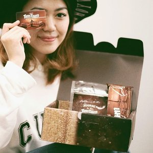 All of u my fellow sweet tooths shouldn't miss these new temptations by Timtam. They now come in a single pack, more handy and is easier to bring anywhere to fulfill your daily dose of sweets! 👐#TimtamxClozetteID #ClozetteID