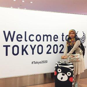 Welcome to Tokyo#tokyo #japantravel #japanwritingtravel #clozetteid