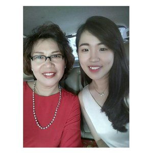 👩Mother - Daughter 👧💕 . . . . . . . . . . #mother #daughter #love #family #familygoals #ohanameansfamily #ohana #merahputih #augustedition #familia #familiyforever #familyforlife #ootd #motherdaughter #asian #sweet #outfit #outfitoftheday #clozetteid #fashionblogger #womensfashion #ig  #womenstyle #instagood #instadaily #potd