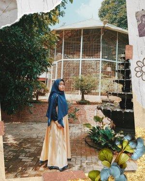Outfit lebaran tahun ini 😉 makin cerah wkwkw....#nrlfjrbrrhOOTD #HijabOOTD #hijabootdindo #modelhijaber #mudaberhijab #dailyhijabootd #malamtakbir #lebaran #clozetteid #style #fashion #hijabfashion #khfijkt