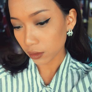 Closer look from the previous post. . . . . .  #sakuralisha #independentwoman #indonesianbeautyblogger  #MaybellineIndonesia #vegasnay #potd #followback  #followforfollow #likeforlike #instagood #likeforfollow #followme #like4like  #follow4follow #follow #beauty #makeup #beautybloggers #maybelline #indonesia #dagelan  #indobeautygram #beautyblogger #lookoftheday #makeuplook #makeupoftheday #jakarta #clozetteid @maybelline @indobeautygram