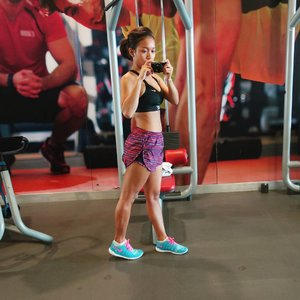 Tomorrow gonna post new video. 😚😚 Sportswear : @nikesportswear @nike ....#sakuralisha #independentwoman #indonesianbeautyblogger  #indofitness #fitmodel #fitnessgirl #fitgirl #healthylifestyle #followback  #followforfollow #likeforlike #instagood #likeforfollow #followme #like4like #follow4follow #sport #ootd #indonesia #fitnessfirst #dagelan #fitnessmotivation #gym #fitness #bodygoals #fitnessmodel #fitnessenthusiast #jakarta #clozetteid @indofitness