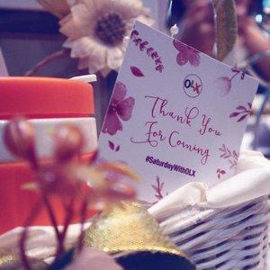. My pleasure, @olxindonesia Thank you for having me 💕 . #latepost #SaturdaywithOLX #OLXIndonesia #bblogger #bloggerslife #mommyblogger #clozetteid #indonesianbeautyblogger #ilovemyjob