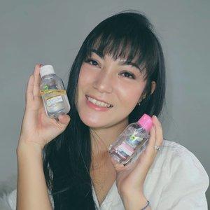 Finally review #1LangkahBersih pakai @garnierindonesia Micellar Water sudah tayang di #anitamayaadotcom.. Makin cinta deh apalagi skrg ada ukuran mini mighty yg gampang dibawa-bawa dan praktis banget.. . Jangan lupa mampir yah ke link yg ada di bio ku.. 💕 . #bloggerslife #beautyreview #garniermicellarwater #garnier #clozetteid #clozetteidreview #starclozetter #lifestyleblogger