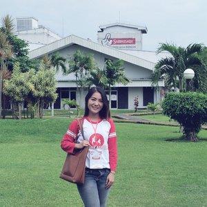 . #MombassadorSGMEkplore Day 2 Factory Visit ke PT. Sari Husada 🏭 . #sgmeksplore #mommyblogger #mombassadorbatch7 #bloggerslife #clozetteid #potd #factoryvisit #jogjakarta