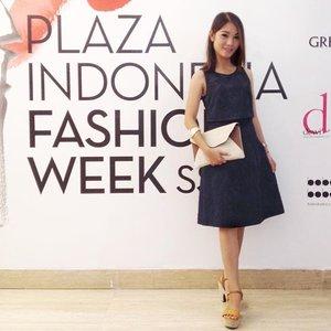 . Hi hallo from Plaza Indonesia Fashion Week 2016 with Coast London And yes, I'm wearing Jannisha Jacquard Dress from @coastindonesia 💙 . #CoastLondon #coast #PIFW #PIFW2016 #PlazaIndonesiaFashionWeek #fashion #fashionevent #fasionblogger #bloggerslife #indonesianbeautyblogger #ClozetteID #StarClozetter #bestoftheday #ootd #instadaily