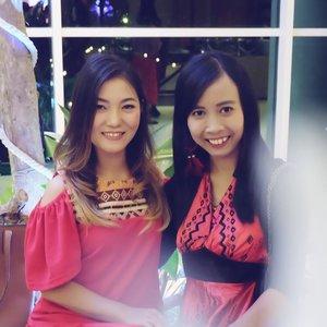 .Temen tidur 3 hari 2 malam di Jogja...Pertama kenal udah heboh duluan gara2 koper dia ilang 😂Sampai ketemu lagi (di Bali) yah mba @adeocha02, jgn lupain aku lho... 😘.@akuanaksgm#MombassadorSGMEksplor #mombassadorbatch7 #bloggerslife #mommyblogger #anitamayaadotcom #clozetteid #potd