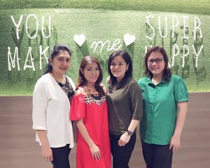 . Thanks God for Sisters in Christ 👭👭 . #sistersinchrist #girlsjustwannahavefun #latepost #valentinesday #thanksGod #blessed #happy #loved #gmcc #mommyslife #clozetteid #potd