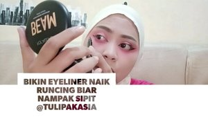 ⛩️ Tutorial makeup CNY(biar mata kecil) ⛩️ . Haayy aku mau share caraku bikin mata biar gak nampak belok. Videonya juga udah up di YT channel aku Tulip Akasia https://youtu.be/2wBImeYWqMc . Di blogku juga lho https://strawberrymisire.wordpress.com/2019/02/15/makeup-chinese-new-year-lunar-imlek/ . . bloggirlsid #beautybloggerindonesia #indobeautysquad #beautiesquad #beautygoers #indobeautygram #indobeautyblogger #beautilosophy #itsbeautycommunity #beautycollab #beautyranger #kbbvacb #bandungbeautyvlogger #beautyinfluencercommunity #beautychannelid #girlscreation #clozetteid #beautyreviewindonesia #beautyinfluenzasurabaya