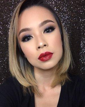 Pat Mcgrath Mattetrance Lipstick is the best lipstick I've ever tried in my life.. Hands down the bestttt!! 🙌🏼🙌🏼 。 。 。 Lips: #patmcgrathreal Mattetrance in Guinevere 。 。 Eyes: @anastasiabeverlyhills Soft Glam Palette + @patmcgrathreal Subliminal Dark Star Palette Face: @maybelline Fit Me Matte + Poreless in Warm Nude 128 Lashes: @thewlashesofficial in Whistle Lens: @eyeslandcon in Jamie Grey #patmcgrath #patmcgrathlabs #patmcgrathlipstick #patmcgrathmothership #opulence  #vancouverwedding  #makeupindo #muajakarta #muaindo #clozetteid #clozette #indonesianbeautyblogger #indonesiabeautyblogger #beautybloggerindonesia #vancouvermua #indobeautygram #indovidgram #asianeyes #monolid #makeupartistjakarta #preweddingmakeup #makeupartistjakartaselatan #anastasiabrows #anastasiabeverlyhills