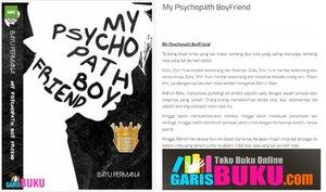My Psychopath BoyFriend • Buku My Psychopath BoyFriend by Bayu Permana ISBN 9786025508165 • Jual Buku Novel My Psychopath BoyFriend • Download eBook My Psychopath BoyFriend PDF  //  http://bridgeurl.com/my-psychopath-boyfriend-buku-my-psychopath-boyfriend-by-bayu-permana-isbn-9786025508165-jual-buku-novel-my-psychopath-boyfriend-download-ebook-my-psychopath-boyfriend-pdf  // My Psychopath BoyFriend • Buku My Psychopath BoyFriend by Bayu Permana ISBN 9786025508165 • Jual Buku Novel My Psychopath BoyFriend • Download eBook My Psychopath BoyFriend PDF  // http://garisbuku.com/shop/my-psychopath-boy-friend/