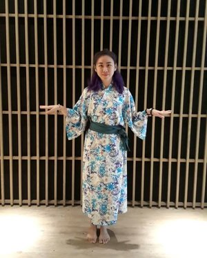 My silly happy face after Onsen and Thai Massage from @yunomori_sg  Thank you @brandcellar for your kindness This experience made me want to fly back to Japan 🇯🇵 again 😊😊😊 . . . #ladies_journal #bloggersg #sgblogger #clozette #clozetteid #bloggers #yunomorionsen #tgif #funny #comedy #fun