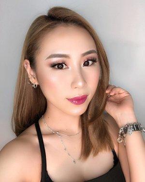 If it's still in your mind. It's worth taking the risk. . . . #ladies_journal #beauty #makeup #makeupartist #mua #makeupaddict #selfie #motd #clozette #clozetteid #asiangirls #asian