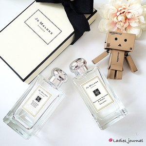 Stock up yeayyyy #jomalone 😘😘😘 thank you Sydney for getting me this hehe #ladies_journal #clozette #clozetteid #danbo