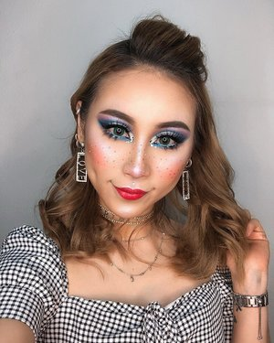Releasing my inner Drag Queen but still want to be cute 💁🏼♀️ Thanks to @missfamenyc for teaching us on her Master Class in Singapore . . . Key Products: 💖 @nyxcosmetics_sg Ultimate Shadow Palette in Ash; Powderpuff Lippie in Boys Tears; Candy Slick Glow Lip Color in Sugarcoated Kiss; Liquid Sued in Little Denim Dress; White Liquid Liner; Retractable Eye Liner in White; Duo Chromatic Illuminating Powder in Twilight Tint;High Definition Blush in Summer 💖 @makeupforeversg Base Lissante Smoothing Primer 💖 @toofaced Born This Way Foundation in Porcelain 💖 @stilacosmetics Glitter & Glow Liquid Eye Shadow 💖 @benefitcosmeticssg Brow Contour Pro in Brown Medium; Hoola Bronzing Powder; Hoola Contour Stick 💖 @tartecosmetics Tarteist Pro Lashes in Goddess; Tarteist Pro Lash Adhesive; Tarteist Double Take Eyeliner; Light Camera Lashes 4-in-1 Mascara; Shape Tape Concealer in Light Sand 💖 @fentybeauty Pro Filt'r Setting Powder in Lavender 💖 Hair: @glampalmsg GP201BL . . . #ladies_journal #makeup #makeuptransformation #dragqueen #tarteist #benefitcosmetics #glam #shapetape #fentybeauty #makeupforever #nyxcosmetics #toofaced #stillacosmetics #selfie #benebabes #clozette #clozetteid #motd #mua #makeupartist #livingdoll #doll