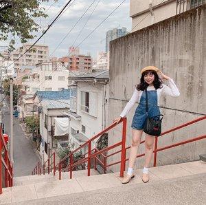Kimi no na wa ��#throwback .#clozette #clozetteid #travel #japan #kiminonawa #yourname #yunitainjapan #looksootd #sugashrine