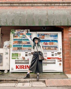 Hello Japan 😄 . . . . . . #clozette #clozetteid #travel #lookbook #ootd #outfit #looks #looksootd #lifestyle #cidstreetstyle #japan #explorejapan #yunitainjapan