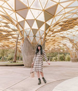 Strolling around Perdana Botanical Garden and found this cool spot . . . 📷 @yumiiikoo . . . . . #clozette #clozetteid #kualalumpur #perdanabotanicalgarden #travel #lifestyle #lookbook #ootd #fashion #looksootd #visitkualalumpur