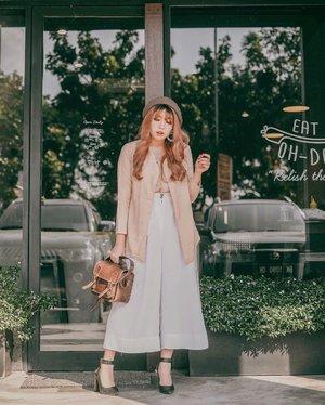 Earthy tone outfit . 📷 @yumiiikoo . . . . . . . #clozette #clozetteid #ggrep #ggreptrend #ggrepstyle #cidstreetstyle #lookbook #ootd #fashion #outfit #lifestyle #looksootd