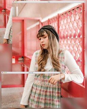 🌺🌺🌺..📷 @williamiskandar 📍 Redhill Station, SG....#clozette #clozetteid #lifestyle #portrait #lookbook #singapore #sg #pinkstation