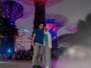 Time flies so fast. Day by day left us. with or without smiles, the new days will comes. -NA- . Enggak kerasa udah satu tahun berlalu. 2020 pun udah tinggal beberapa minggu lagi. MashaaAllah begitu warna warni tahun ini...  . . . . . #DiariJourney #CeritaDianAri #Life #LifeStory #lifeisgood #clozetteid #diarijourney2020 #lifestyle #coupletraveller #Travel #Singapore #exploresingapore #gardenbythebay