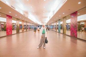 Sebelum ada pandemi, cuek aja ga pakai masker di tempat umum. Pakai nya kalau pas naik kendaraan umum aja. Tapi sekarang, please jangan gitu yaa... setiap keluar rumah, yuk dipakai maskernya 😊 . . . . . #clozetteid #life #DiannoStyle #lifestyle #travel #hijabtraveller #exploresingapore #singapore #wheninsingapore #singaporetravel #diarijourney
