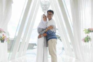 I'm so lucky having found the perfect partner to spend my life with. Happy 11, love! 💖 @ariright . . . . . . . #Diari26 #diarijourney #ceritaDianAri #couplegoals #lifestyle #Moment #Marriage #husbandandwife #clozetteID #clozettedaily #traveljourney #travelstyle #coupletraveller #Bali #balilife #balibible #baliphotography