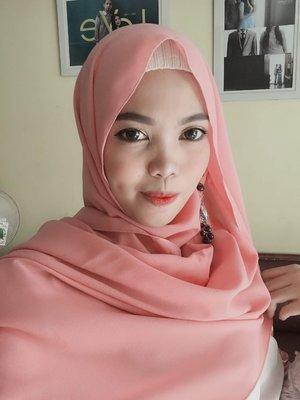 ada yg suka style hijab kek gini??? #hijabstyle