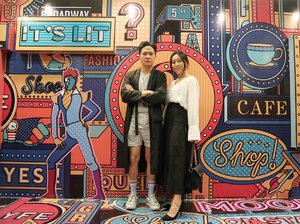 Impressed with @danjyohiyoji collection and of course with the designer @danamaulanas . He's humble, funny and down to earth❤️ . . . . . . #bashamarket #bashamarket2018 #bashamarketmakassar #ootdstyle #ootd #wiwt #lookbook #lookbooknu #Clozetteid #CGStreetStyle #ggrepstyle #iLookNet #NetTv