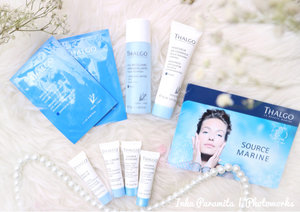Thalgo skincare for anti aging concern