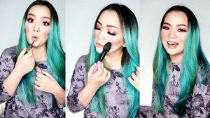 Playing with New #Makeup in hand is always so much fun 💖✨🌈🎨💕💖✨ Sharing my thought 💭 on my #YouTube channel.  Link on my bio 👆👆👆 as always 💖✨ #beautyyoutuber #beautyinfluencer #beautyvlogger #beautyblogger #ilovemakeup #wakeupandmakeup #luxurybeauty #hudabeauty #hudadesertduskpalette #hakuhodo #chomotto #makeupbrush #ysltatouagecouture #nuinterdit #yslbeautyid #ysl #yslbeaute #markandspencer #manicpanic #clozette #clozetteid