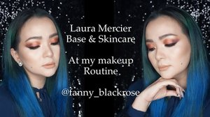 Enjoying @lauramercier #base and #skincare on my #makeuprituals so I thought of sharing here what I've been doing to get #flawless canvas from #breakout skin 💞😊 enjoy ... • • • Still editing this #makeuplook to be upload on my #beautyyoutube channel 💕 • • • #wakeupandmakeup #makeupvideo #beautyinfluencer #lauramercier #lauramerciermy #mercierbyme #lauramerciersg #beautyblogger #beautyvlogger #beautyyoutuber #ilovemakeup #beautyinfluencer #clozette #clozetteid #makeuptalk #makeuppost #luxurybeauty