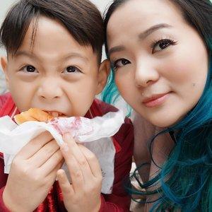 #MaBoy ❤️✨ My #qualitytime with @sebastianm4x 🤗❤️✨ #grateful #gratefulheart #gratefulheartismagnetformiracles #hongkong #hongkongstyle #selfie #selca #mommy #motherhood #childhood #workingmom #clozette #clozetteid #myeverything #❤️ #🎄