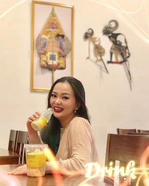 Thank you @freshrepublic.id Where I've got my fresh pure 🍋 lemon 🍋 juice.•••#lemon #🍋 #juice #culinary #surabaya #kulinersuroboyo #kulinersurabaya #foodporn #healthyrecipes #healthybreakfast #healthydrinks #healthylifestyle #clozette #clozetteid #clozetteambassador #minuman #minumansehat