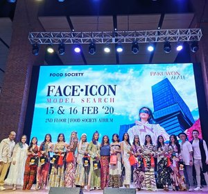 Congratulations 🎉 for all the #FaceIcons2020 #young #beautiful #girls #surabaya #indonesia #bohemianstyle •••#clozette #clozetteid #foodsociety #foodsocietypakuwonmall #models #photomodel #photomodelindonesia #photomodels #newtalent #sby #talents