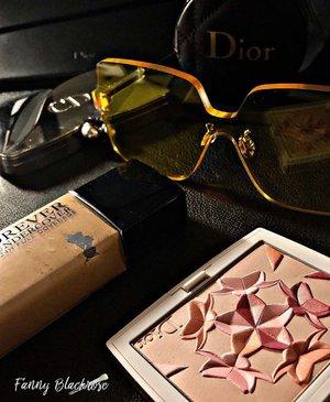 It's been a while ... 💛 #ShopMyStash  @diormakeup @dior • • • #makeup #makeuppost #makeuptalk #diorforever #diorglasses #diorbeauty #makeuptalk #diorindonesia #diorsunglasses #makeuplover #makeupaddict #diorbeautylovers #diorbeautymalaysia #beautydior #clozette #clozetteid #dior
