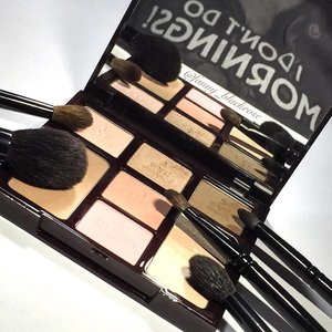 """""""In any moment of decision, the best thing you can do is the right thing, the next best thing is the wrong thing, and the worst thing you can do is nothing"""" - Theodore Roosevelt  Pick up some #waynegoss #makeupbrushes to pair with #instantpalette by #CT #charlottetilbury whether I have a chance to use it or not, but I am trying to be prepared not to look dull around my boys 👶👶👶 later 😁✨ first experience teaches me well.  #makeup #makeuppost #maternity #prego #pregnancy #travel #travelfriendly #clozette #clozetteid #makeupchat #ilovemakeup #guiltypleasure"""