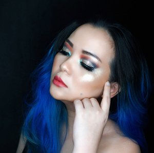 Solitude is addictive. Once you experience joe peaceful it is, you don't want to deal with people ~ unknown 💙 #makeup #makeuppost #clozette #beautyblogger #makeupartist #clozetteid #beautyvlogger #makeupaddict #quote #quotes #qotd #motd #quotesaboutlife #deepthoughts #colours #colourmecolourful #manicpanic #wakeupandmakeup #eclatpressedglitter
