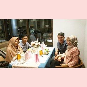 💙💚💛💜 Rezeki yg diberikan Allah itu datang dari berbagai bentuk, bukan hanya berupa materi saja ⚫ ⚫ ⚫ ⚫ ⚫ ⚫ ⚫ ⚫ ⚫ ⚫ #clozetteid #cotw  #HijabInFashion  #outfitoftheday  #stylehijab  #ootdindo  #photoodtheday  #indonesiacommunity  #diaryhijaber #indonesiafashion  #ootdhijab #hijaber #hijab #bukber  #ramadhan2017 #berkahramadhan