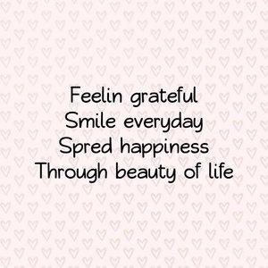 🌺MENSYUKURI NIKMAT🌺 . . 🌸Alangkah susah mensyukuri nikmat Padahal kita masih bernafas Tubuh senantiasa sehat Nyawa di badan tak lepas . 🌸Banding-bandingkan diri Dengan yang lain Hati jadi iri Sesaklah pernafasan . 🌸Cobalah pandang dunia dari berbagai sisi Buka mata Buka juga hati . 🌸Dua sejoli saling mencinta Gak punya kekasih? Ya enjoy aja.. . . #reminder #puisisenja  #,katakatabijak #puisicinta  #puisirindu #puisiislami  #puisihati #femaledaily  #clozetteid